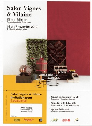 Salon Vignes et Vilaine